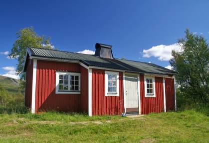 Fritidshus i Norrland
