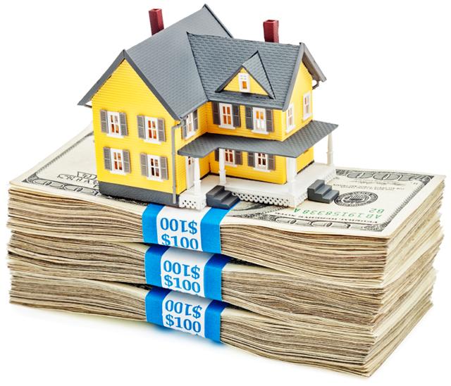 Hus som säkerhet för lån