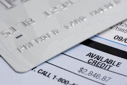 Kortkredit, företag