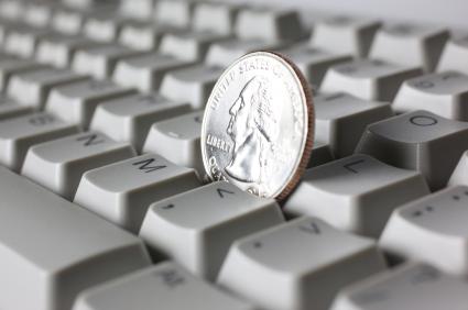 Pengar via datorn