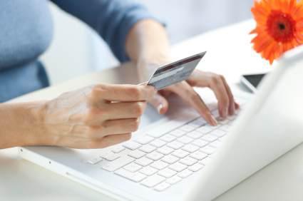 Shoppa med kreditkort