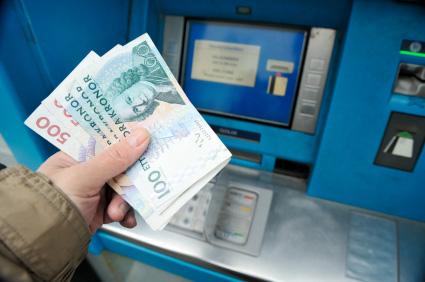 Snabba lån direkt från bankomat