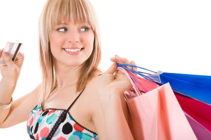 Ungdomslån shopping