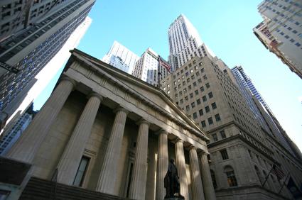 Wall Street bank